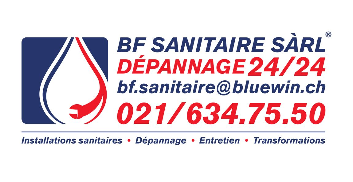 BF - sanitaire - renens